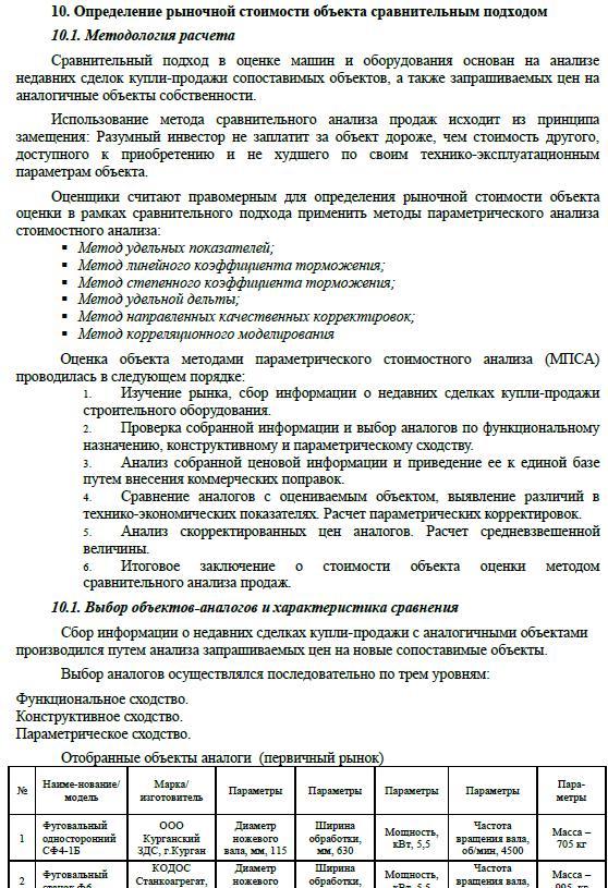 Курсовая работа Определение рыночной стоимости склада ru Курсовая работа определение рыночной стоимости